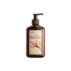 AHAVA MINERAL BOTANIC BODY LOTION HIBISCUS & FIG 400 мл.