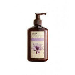 AHAVA MINERAL BOTANIC BODY LOTION LOTUS FLOWER & CHESTNUT 400мл.