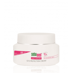 SEBAMED ANTI-AGEING CREAM Q10 PROTECTION ПРОТЕКТИВЕН КРЕМ С Q10 50 мл.