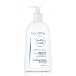 BIODERMA ATODERM INTENSIVE GEL MOUSSANT ИЗМИВАЩ ГЕЛ 500 мл.