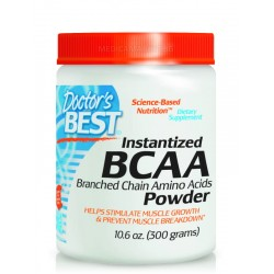 DOCTOR'S BEST BCAA 2:1:1 POWDER 300 гр.