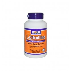 НАУ ФУДС Л-ЦИТРУЛИН / NOW FOODS L-CITRULLINE 113.6 гр.