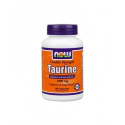 НАУ ФУДС ТАУРИН / NOW FOODS TAURINE 1000 мг. 100 капс.