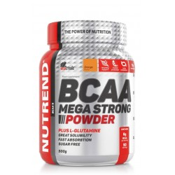 NUTREND BCAA MEGA STRONG POWDER 500 гр.