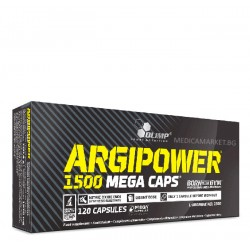 OLIMP ARGI POWER 1500 MEGA CAPS 120 капс.