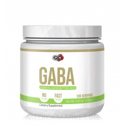 PURE NUTRITION GABA POWDER 212 гр.