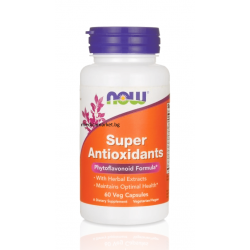 NOW FOODS SUPER ANTIOXIDANTS 60 капс.
