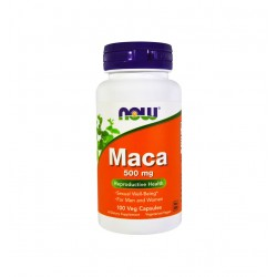 НАУ ФУДС МАКА / NOW FOODS MACA 500 мг. 100 капс.