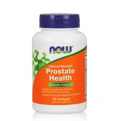NOW FOODS PROSTATE HEALTH (ФОРМУЛА ЗА ПРОСТАТА) 90 драж.