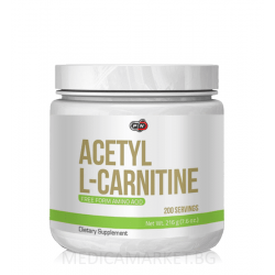 PURE NUTRITION ACETYL L-CARNITINE 216 гр.