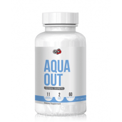 PURE NUTRITION AQUA OUT 120 капс.