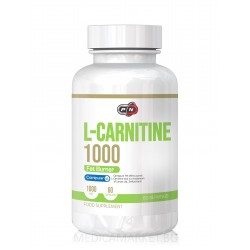 PURE NUTRITION L-CARNITINE 1000 мг. 60 капс.