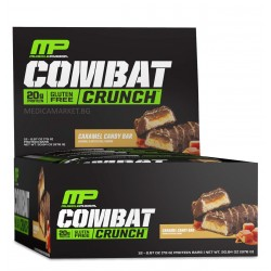 MUSCLEPHARM COMBAT CRUNCH PROTEIN BAR 12x63 гр.