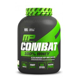 MUSCLEPHARM COMBAT 100% WHEY 1814 гр.