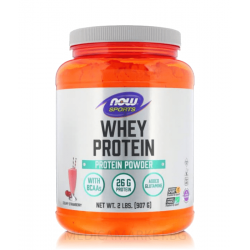 NOW FOODS WHEY PROTEIN 907 гр.