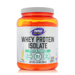 NOW FOODS WHEY PROTEIN ISOLATE 816 гр.