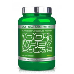 SCITEC 100% WHEY ISOLATE 2000 гр.