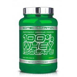 SCITEC 100% WHEY ISOLATE 700 гр.