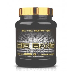 SCITEC BIG BANG 3.0 825 гр.