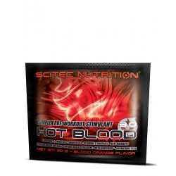 SCITEC HOT BLOOD 2.0 25 бр.