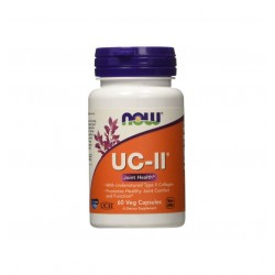 НАУ ФУДС КОЛАГЕН / NOW FOODS UC-II TYPE II COLLAGEN 40 мг. 60 капс.