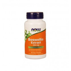 НАУ ФУДС БОСВЕЛИЯ ЕКСТРАКТ / NOW FOODS BOSWELLIA EXTRACT 60 капс.