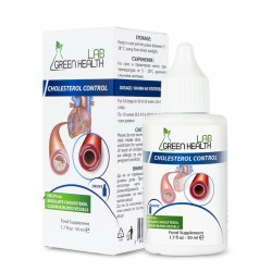 GREEN HEALTH LAB CHOLESTEROL CONTROL 50 мл.