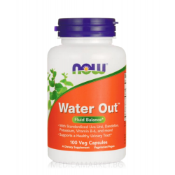 NOW FOODS WATER OUT 100 капс.