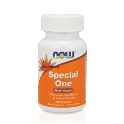 NOW FOODS SPECIAL ONE (МУЛТИВИТАМИНИ) 90 табл.