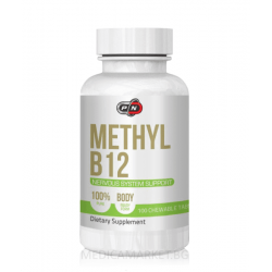 PURE NUTRITION METHYL B-12 2000 мкг. 100 табл.